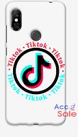 Чехол с принтом Likee TikTok для Xiaomi Redmi Note 6 Pro