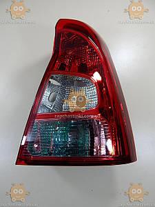 Фонарь задний DACIA LOGAN 2009г правый (пр-во EuroEx Венгрия) ЕЕ 104782
