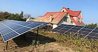 """Як заробити на встановлення сонячних панелей будинку. Скільки коштує сонячна електростанція, і який дохід вона приносить, завдяки """"зеленим"""" тарифом."""