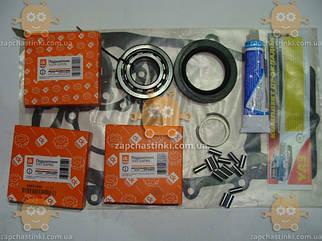 Р-к КПП ГАЗ 53, 66, 3307, ПАЗ (комплектность: прокладки кпп, сальник, герметик, стопорные кольца, подшипник 50