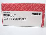 Вкладыши шатунные (+0.25) на Renault Trafic / Opel Vivaro 1.9dCi (2001-2006) MAHLE  (Германия) 021PS20002 0.25, фото 5