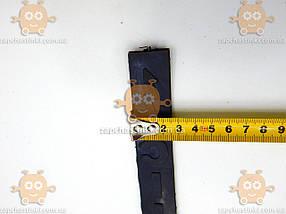 Антистатик черный тесненый (с катафотом светофор) (пр-во Турция) ПД 40591, фото 2