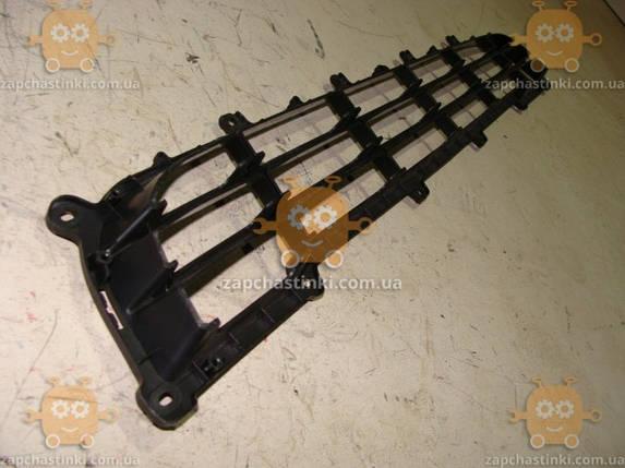 Решетка бампера ВАЗ 2170 - 2172 Приора Priora Ристайлинг 75514, фото 2