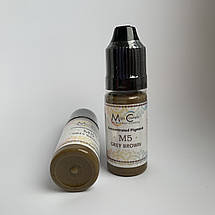Пигменты Magic Cosmetic Grey Brown M5, фото 3