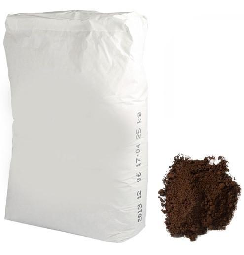 Пигмент коричневый шоколадный, 25кг