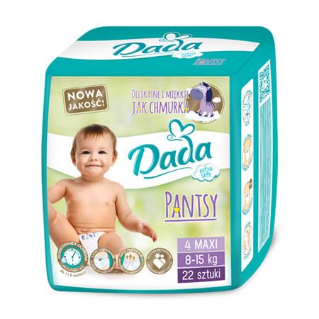 Підгузки-трусики Dada Pantsy 4 (8-15кг), 22шт