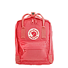 Рюкзак FJALLRAVEN KANKEN CLASSIC Розовый. Рюкзаки молодежные. Городской рюкзак