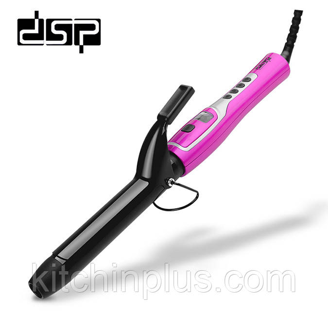 Плойка для завивки волос DSP 20009