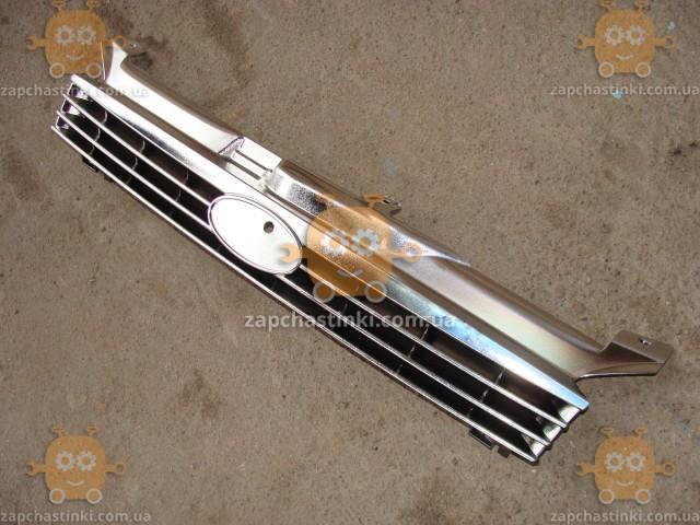Решетка радиатора ВАЗ 1117 - 1119 Калина ХРОМ! (пр-во Россия) ПД 115304