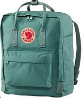 Рюкзак FJALLRAVEN KANKEN CLASSIC Бирюзовый. Рюкзаки молодежные. Городской рюкзак
