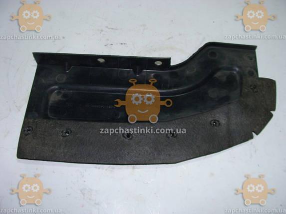 Щиток крыла Волга 2410 - 31029 передний правый (пластик) (пр-во ГАЗ), фото 2