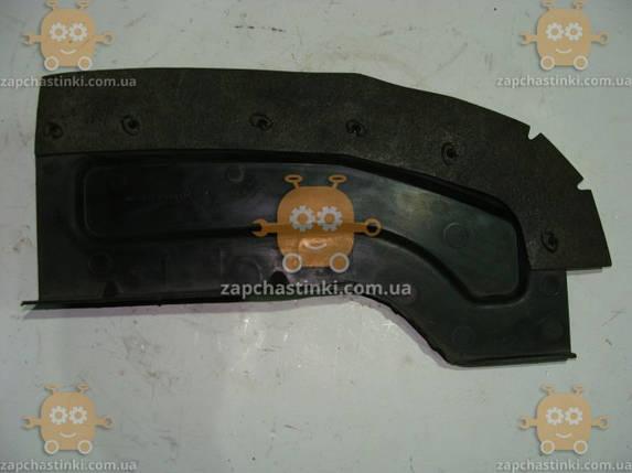 Щиток крыла Волга 2410 - 31029 передний левый (пластик) (пр-во ГАЗ), фото 2