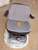 Сиденье МТЗ в сборе с подлокотниками! (регулируемый вес от 40 до 120кг (пр-во Россия), фото 2