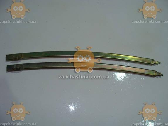 Стойка опускного стекла Таврия Славута ЗАЗ 1105 (левая) (пр-во АвтоЗАЗ), фото 2