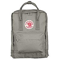 Рюкзак FJALLRAVEN KANKEN CLASSIC Серый. Рюкзаки молодежные. Городской рюкзак