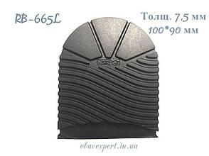 Набойка мужская BISSELL RB-665L, т. 7,5 мм, цв.черный, фото 2