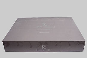 Комплект постельного белья First Choice Ranforce Deluxe евро Orline, фото 3