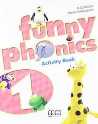 Funny Phonics 1 Activity Book