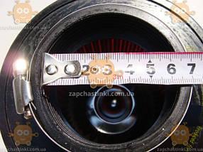Фильтр воздушный нулевого сопротивления 63-70мм! НУЛЕВИК!, фото 3