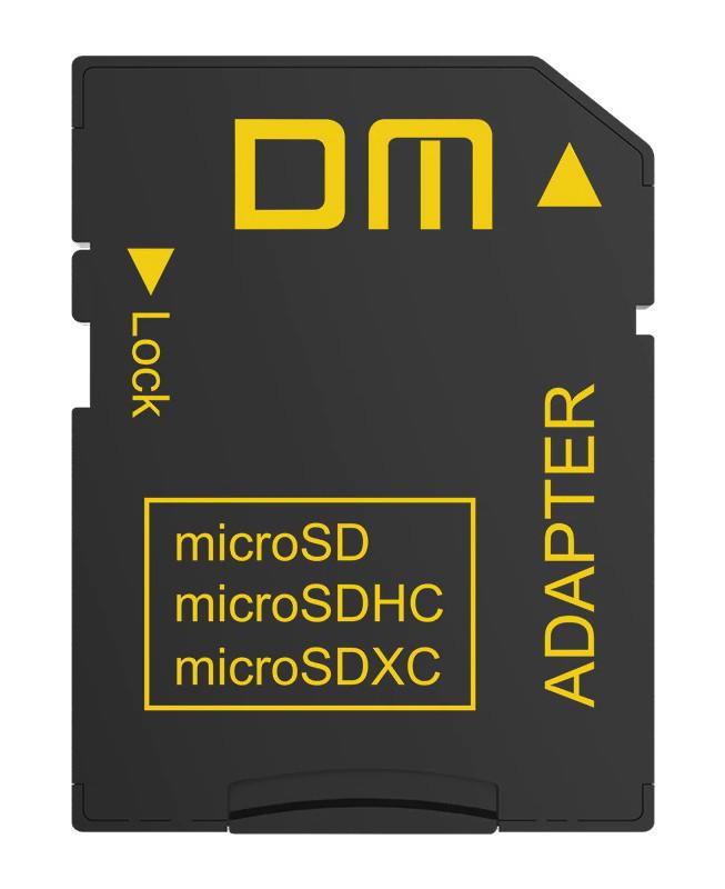 Адаптер микро СД – переходник с microSD на SD для карты памяти фотоаппарата – картридер micro SD/SDHC/SDXC