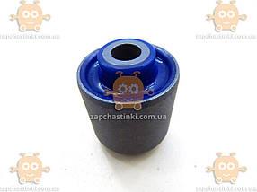 Шарнир продольной штанги нижний ВАЗ 21214 УРБАН ПОЛИУРЕТАН синий (пр-во ПИК г. Балаково) КС 001803, фото 2