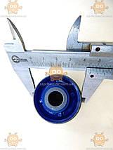 Шарнир продольной штанги нижний ВАЗ 21214 УРБАН ПОЛИУРЕТАН синий (пр-во ПИК г. Балаково) КС 001803, фото 3