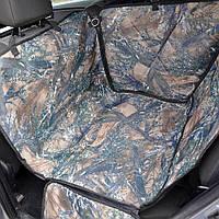 Автогамак трансформер для перевозки собак ВOX MINI Hunter универсальный чехол для авто
