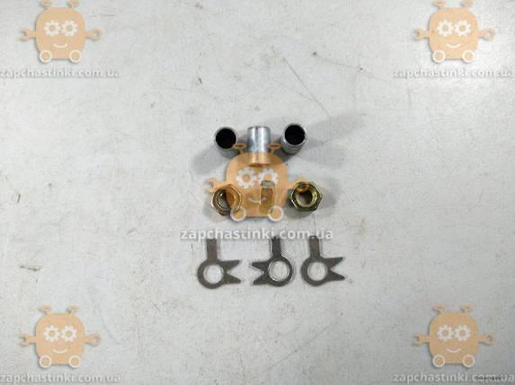 Ремкомплект крепления фильтр воздушного, карбюратора К151 Газель Волга Соболь (из 9 едениц) (пр-во Россия), фото 2