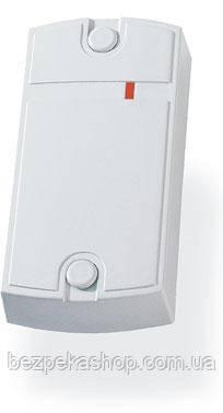 Зчитувач Matrix II Net з контролером світло-сірий