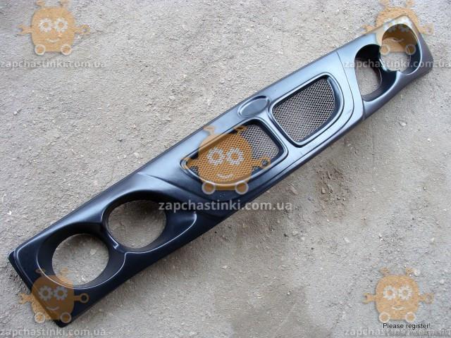 Решетка радиатора ВАЗ 2103, 2106 ТЮНИНГ! BMW сетка (3400) (пр-во Россия)  ПИР 30053