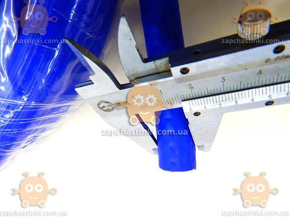 Шланг СИЛИКОН! Ф12мм (2 СЛОЯ!) цена за 1 метр (пр-во АП) М 3777533, фото 2