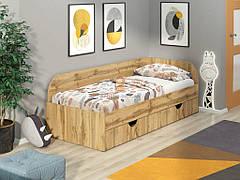 Подростковая кровать Соня-2 с ящиками для белья
