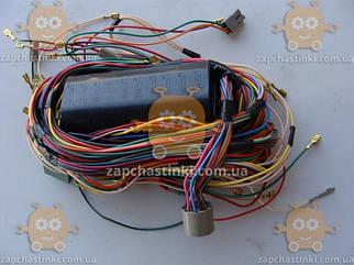 Проводка ЗАЗ 968 Запорожец (комплект на авто) (пр-во Украина)