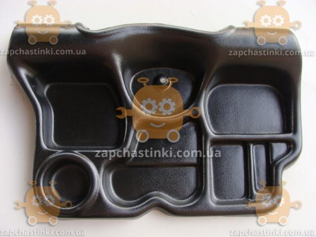 Проставка под рычаги УАЗ 452 КОНСОЛЬ (пластик) (пр-во Ульяновск Россия)