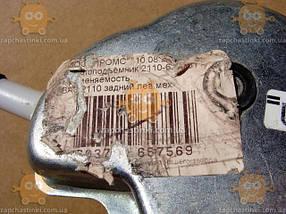 Стеклоподъемник ВАЗ 2110 - 2112, 2170 - 2172 задний левый механический (пр-во ПРОКС Россия) КР 022152, фото 2
