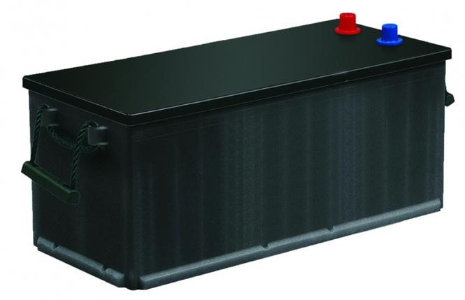 Гелевая тяговая батарея SIAP 6 GEL 140, 12 Вольт, 137Ач, фото 2