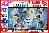 "Телевизор Samsung 42"" FullHD SmartTV WiFi T2 Android телевизоры"