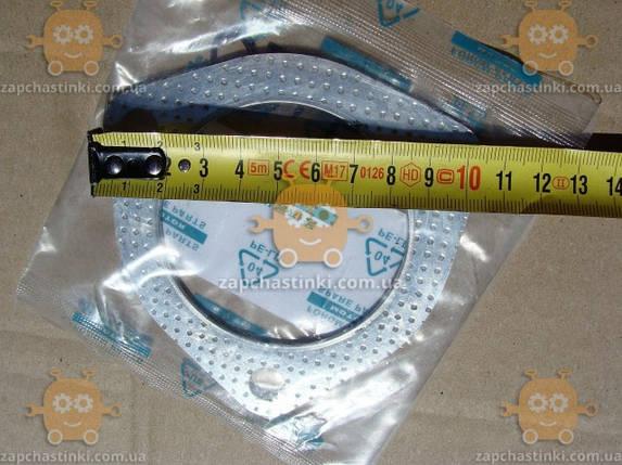 Прокладка катализатора Daewoo LANOS отверстие ф70мм (3 болта) (пр-во Genuine Корея) ЕЕ 104450, фото 2