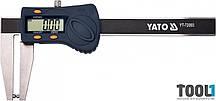 Штангенциркуль электронный для тормозных дисков 180 мм Yato YT-72093