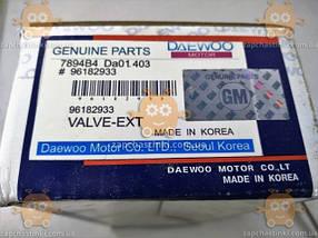 Клапана Ланос 1.5л выпуск (4шт) (пр-во GM Корея), фото 2