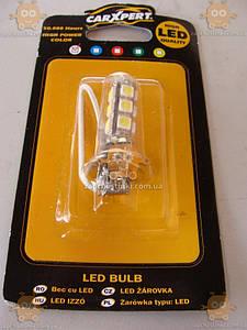Лампа светодиодная H3 12V на 12 диодов (пр-во CarExpert) ПОЛ LD1172-W