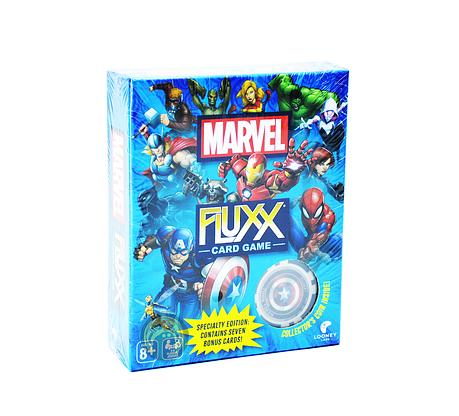 Настольная игра Fluxx Marvel, фото 2