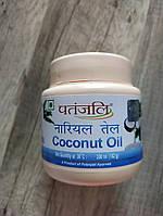 Кокосовое масло Патанджали, Patanjali Coconut Oil, 200 мл, фото 1
