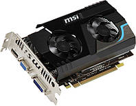 MSI PCI-Ex Radeon HD 6570 2048MB GDDR3 (128bit) (650/1334) (DVI, VGA, HDMI)
