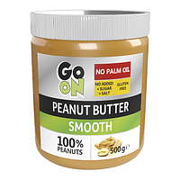 GoOn Peanut butter smooth 500g (стекло)