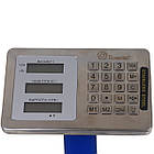 Весы электронные торговые напольные Domotec со стойкой до 300-350 кг (2853), фото 2