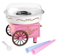 Домашний большой Аппарат для приготовления сладкой сахарной ваты Cotton Candy Maker