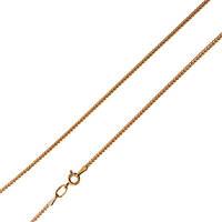 Женская цепочка ЦП133и-Спига3,5, Красное золото, Размер 50