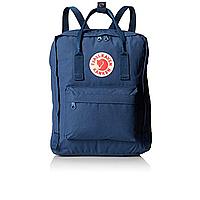 Рюкзак FJALLRAVEN KANKEN CLASSIC Темно-синий. Рюкзаки молодежные. Городской рюкзак