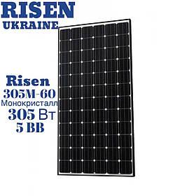 Сонячна батарея Risen RSM60-6-305M, 305Вт, 5bb, MONO